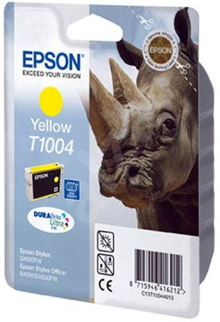 Epson T1004 Gelb - Tintenpatrone