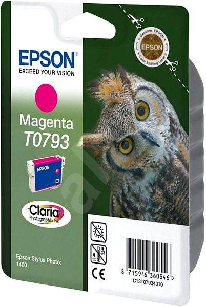 Epson T0793 Magenta - Tintenpatrone