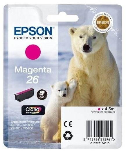 Epson T2613 Magenta - Tintenpatrone