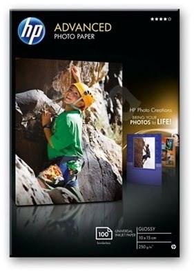 HP Advanced Photo Paper Glossy - Fotopapier