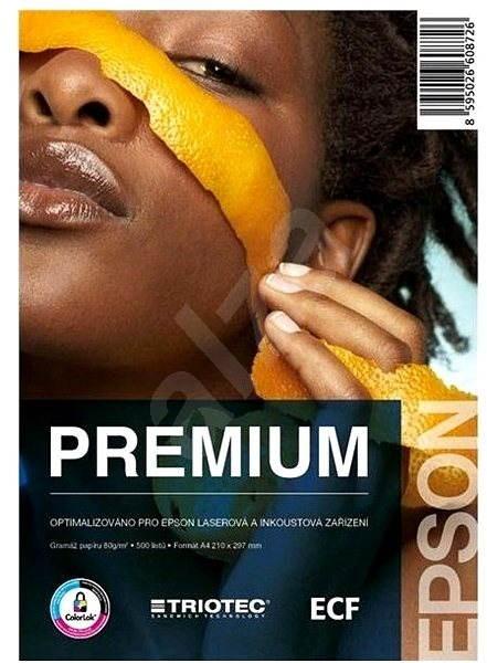 Epson Quality Paper 80 g/m2, A+ (500 Blatt), ColorLok, Triotec - Büropapier