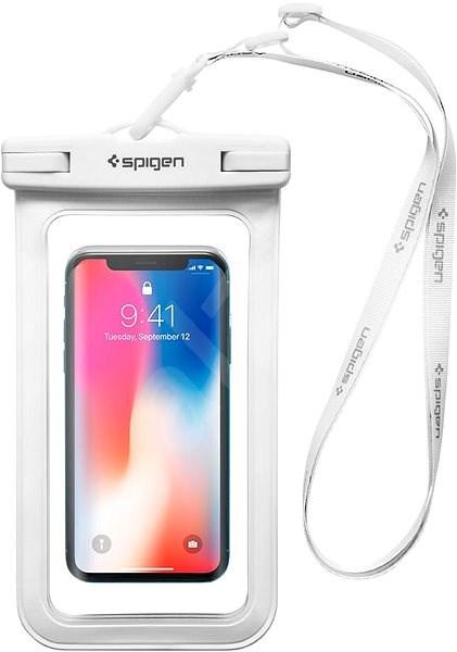 Spigen Velo A600 Waterproof Phone Case White - Handyhülle