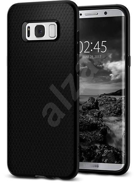 Spigen Liquid Air Black für Samsung Galaxy S8+ - Schutzhülle