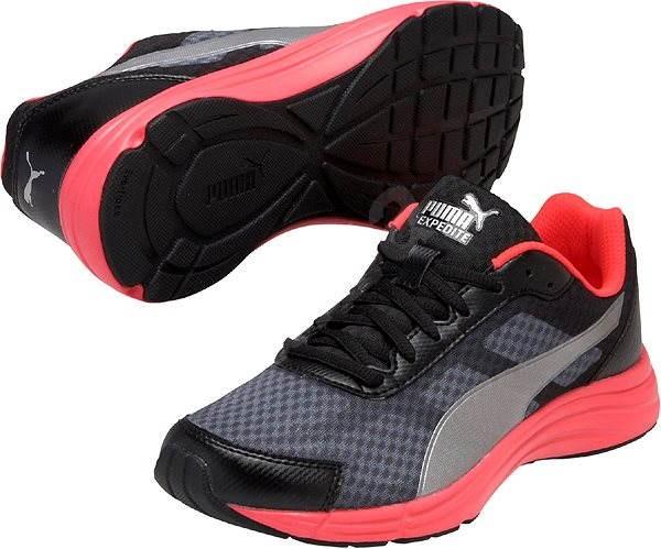 Puma Expedite Wn turbulenz schwarz 5.5 Schuhe |