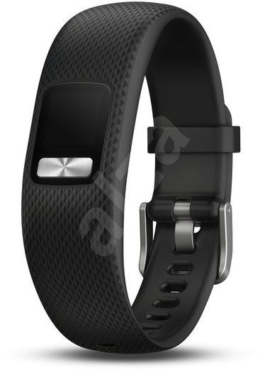 Garmin vivofit 4 Ersatzarmband schwarz Größe S/M - Armband