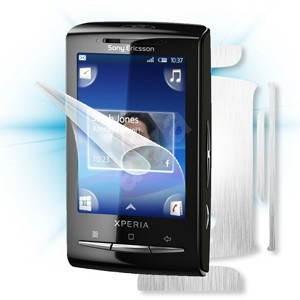 ScreenShield Sony Ericsson Xperia mini - Schutzfolie