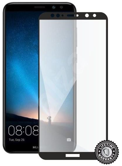 Screenshield HUAWEI Mate 10 Lite black fürs Display - Schutzglas