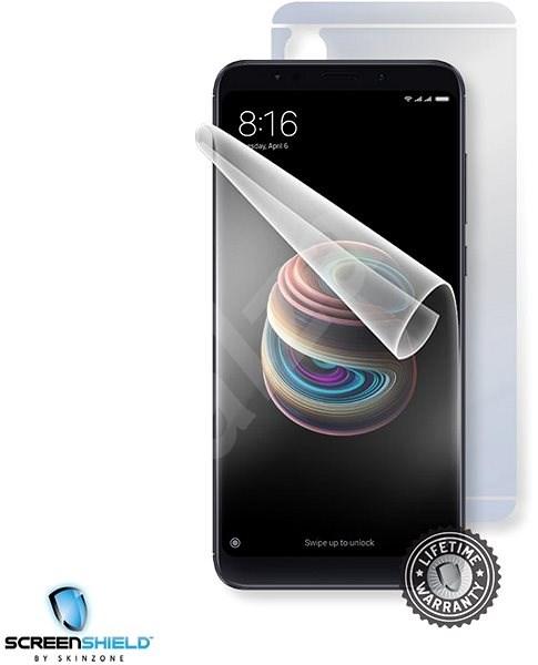 ScreenShield XIAOMI RedMi Note 5 für den ganzen Körper - Schutzfolie