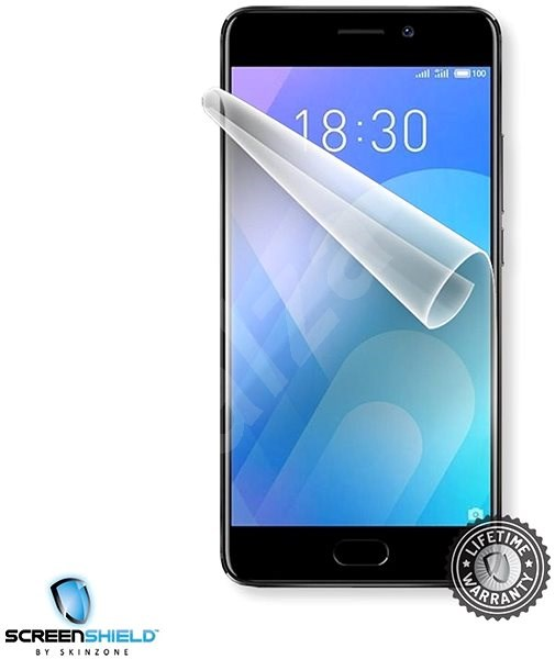 Screenshield MEIZU M6 Note fürs Display - Schutzfolie