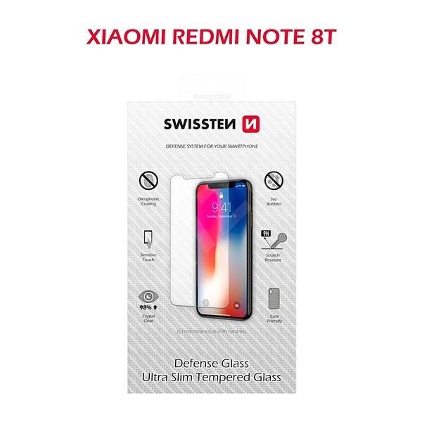 Swissten für Xiaomi Redmi Note 8T - Schutzglas