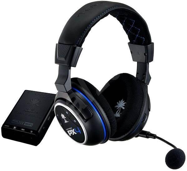 Turtle Beach Ear Force PX4 schwarz - Kabellose Kopfhörer