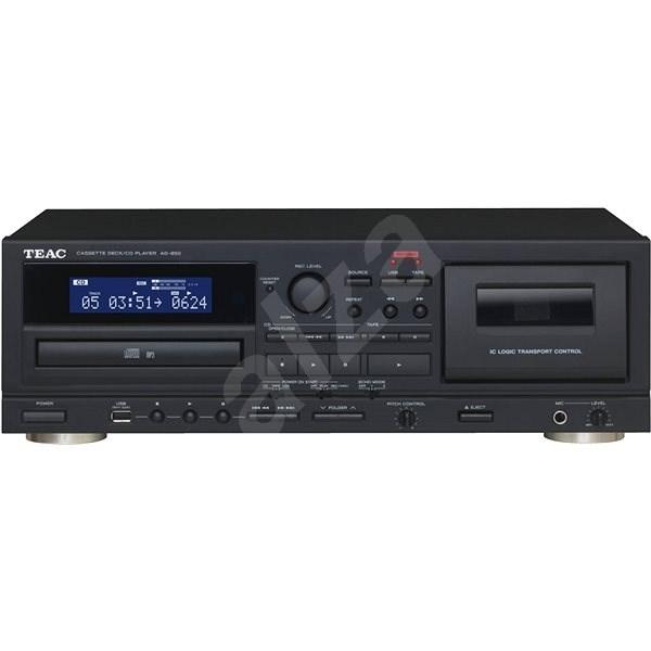 Teac AD-850 schwarz - CD-Player