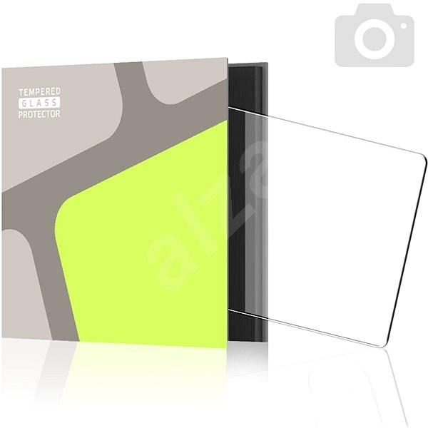 Tempered Glass Protector 0.3mm für Canon EOS 77D / 80D - Schutzglas