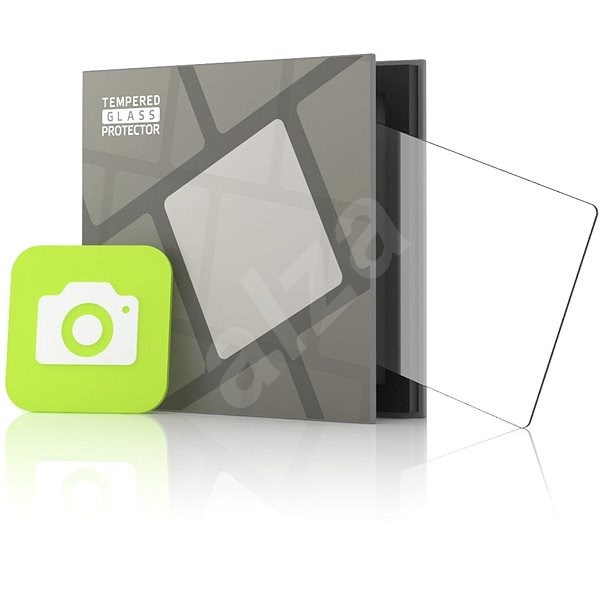 Tempered Glass Protector 0.3mm für Nikon D5300 / D5500 / D5600 - Schutzglas