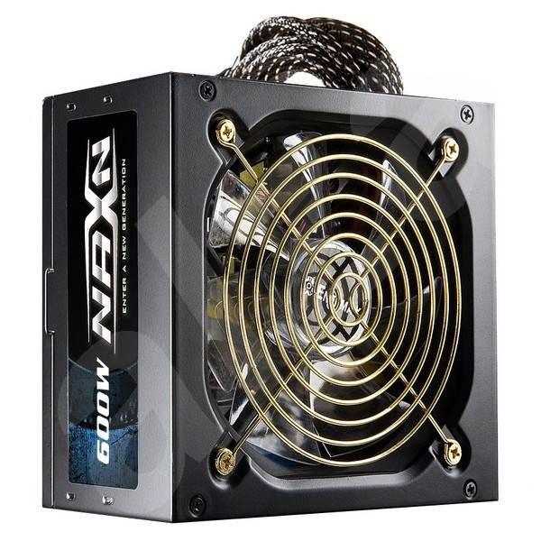 Enermax NAXN 80+ ENP600AWT 600W - PC-Netzteil