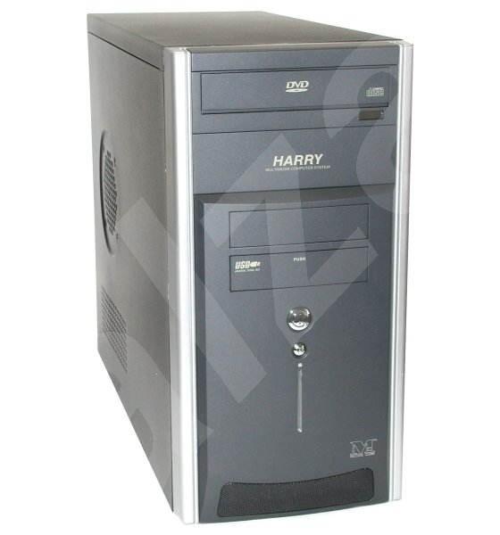 """ModeCom mini tower HARRY MINI černý (black), 300W, uATX Fortron OEM, 2x 5.25"""", 1+3x 3.5"""", USB/ audio - PC-Gehäuse"""