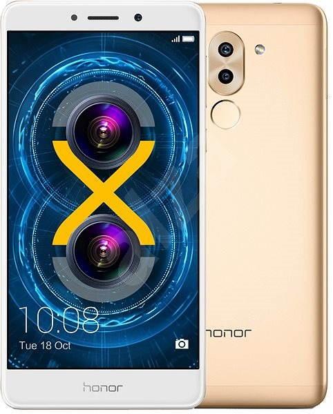 Honor 6X Gold - Handy