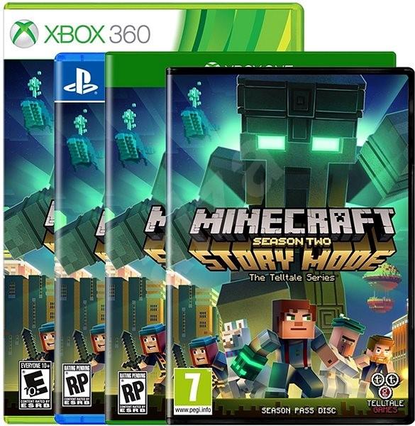 Minecraft Story Mode Season Spiel Für PC Alzade - Minecraft spiele fur xbox 360