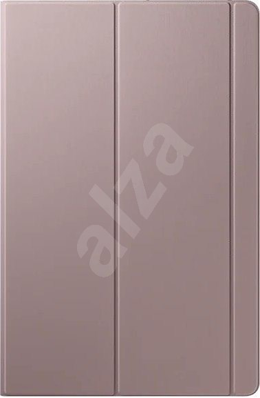 Samsung Schutzhülle für Galaxy Tab S6 Braun - Tablet-Hülle