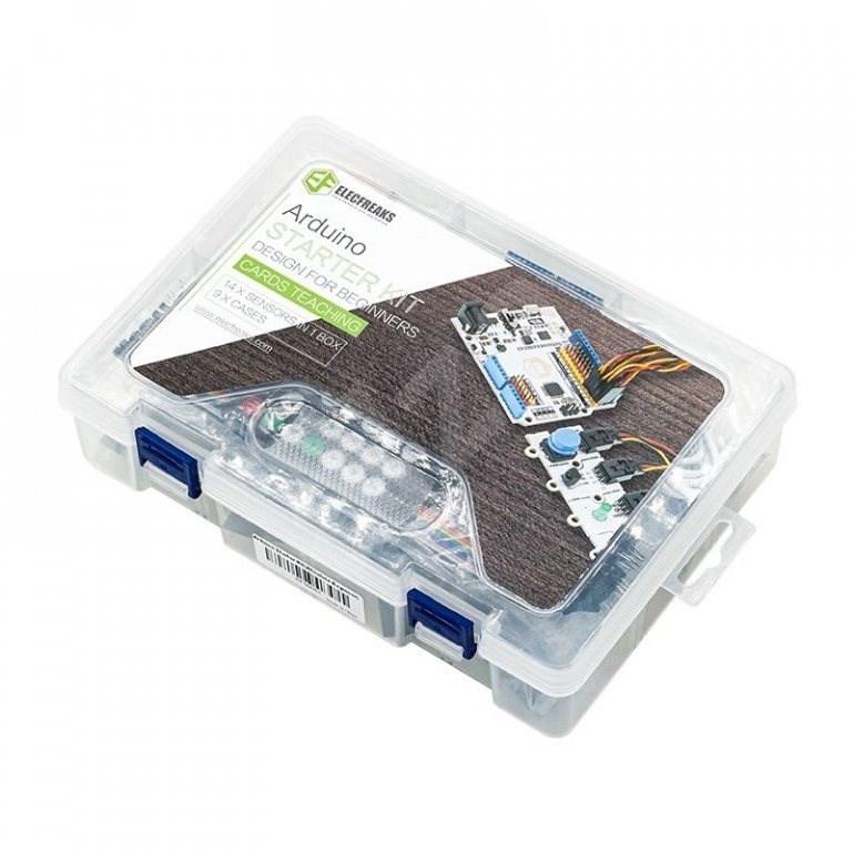 Elektronik baukasten arduino starter kit absolute