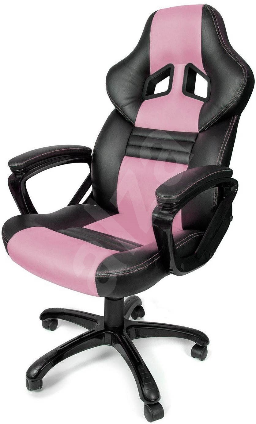 arozzi monza pink gaming st hle. Black Bedroom Furniture Sets. Home Design Ideas