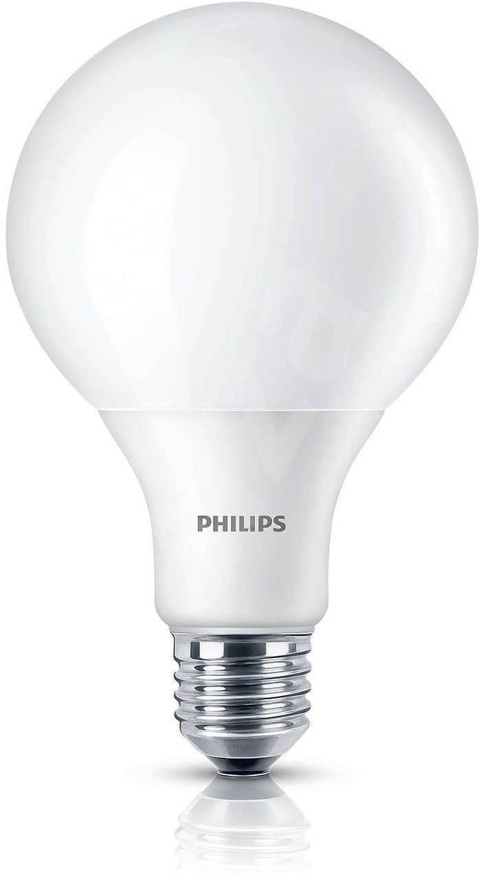 philips led globe 18 120w e27 2700k matt led lampen. Black Bedroom Furniture Sets. Home Design Ideas
