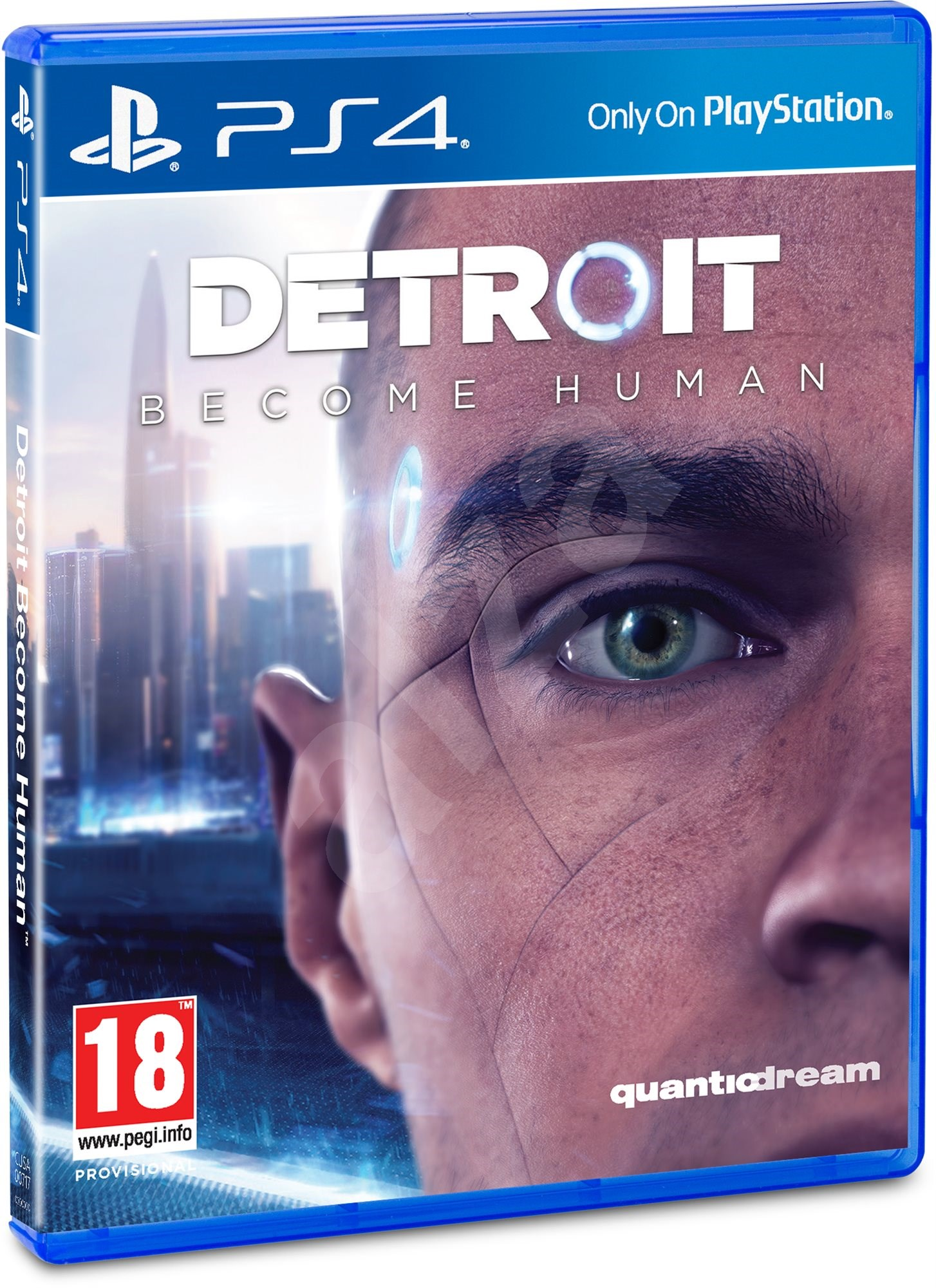 detroit become human ps4 spiel f r die konsole. Black Bedroom Furniture Sets. Home Design Ideas