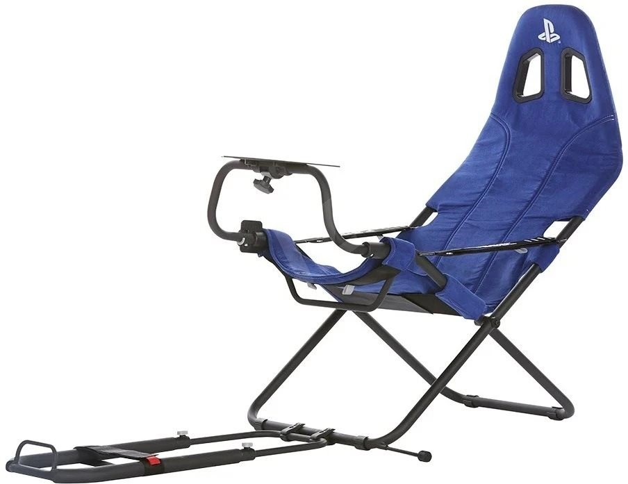 playseat challenge playstation edition gaming chair. Black Bedroom Furniture Sets. Home Design Ideas