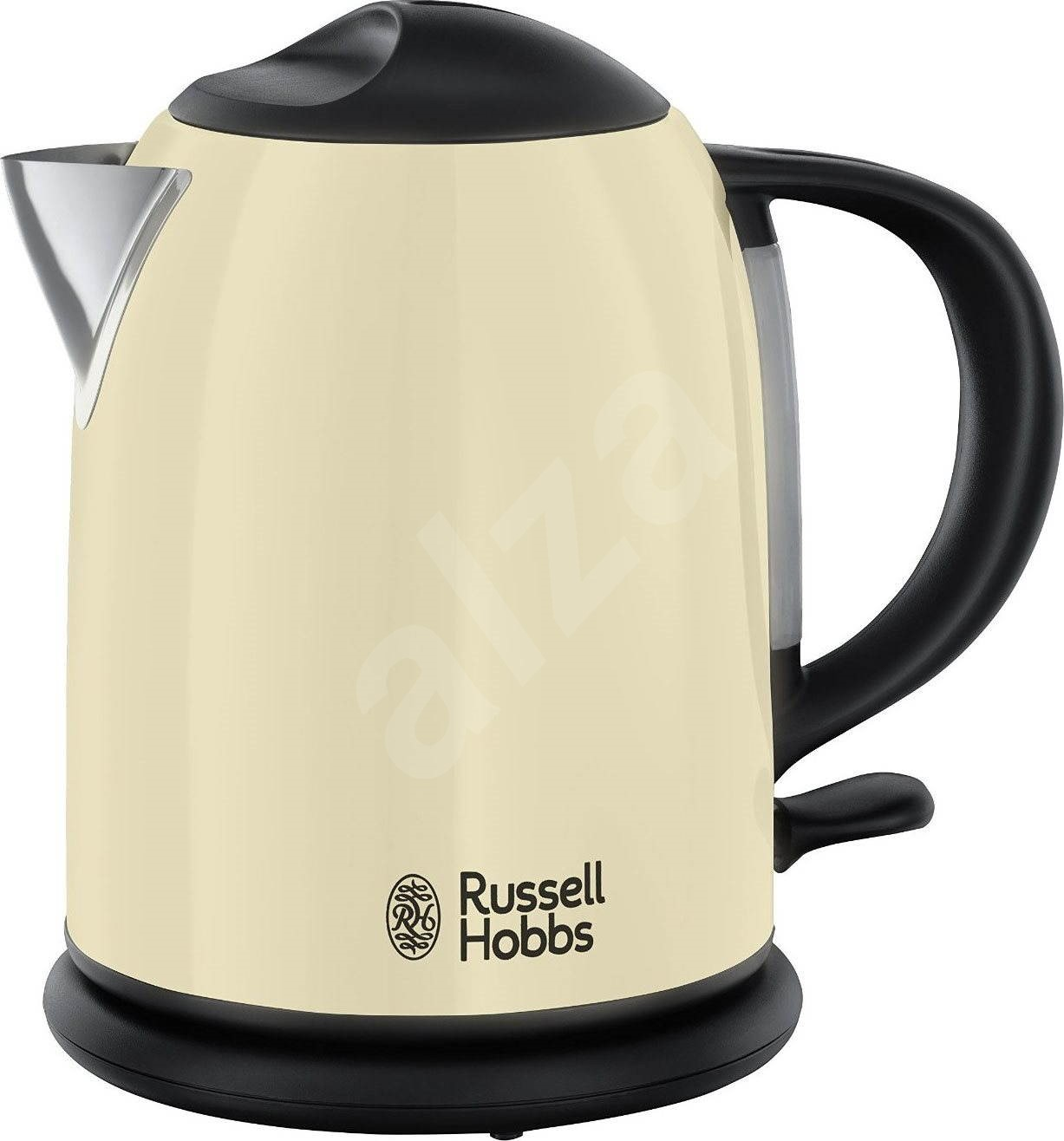 russell hobbs cream compact 20194 70 wasserkocher. Black Bedroom Furniture Sets. Home Design Ideas