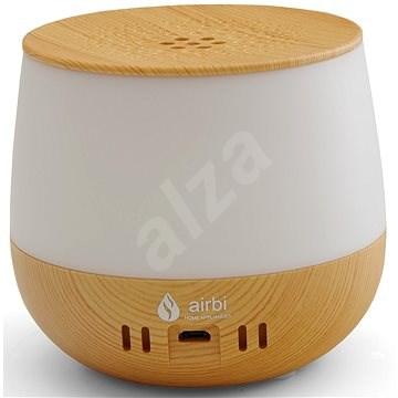 Airbi LOTUS - helles Holz - Aroma Diffuser