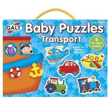 GALT Puzzle für die Kleinsten - Fahrzeuge - Puzzle