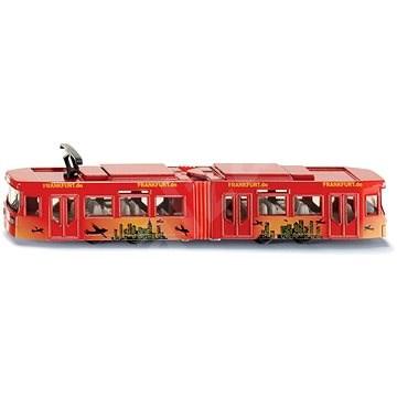 Siku Blister - Straßenbahn - Metall-Model