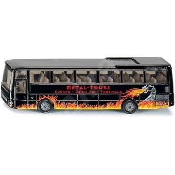 Metallmodell Siku Blister - MAN Reisebus - Metall-Model