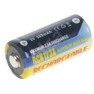 AVACOM für CR123, CR23, DL123A nab. Lithium 3V 500mAh - Kamera-Akku