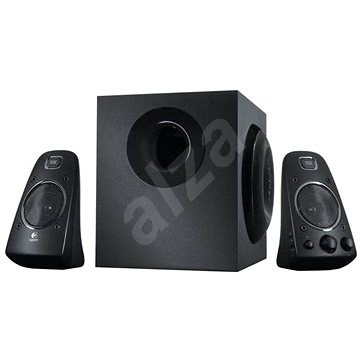 Logitech Lautsprechersystem Z623 - Lautsprecher