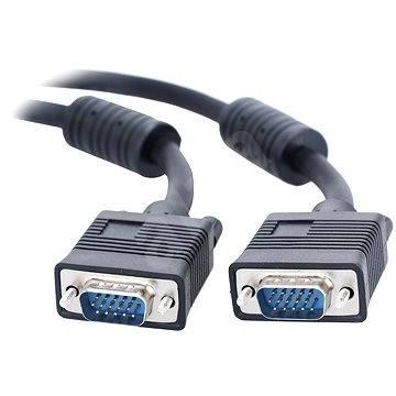 Videokabel mit 2 15M Anschlüssen für den Monitor, Länge 1,8 m - Videokabel