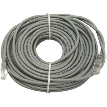 Datacom CAT5E UTP grau 20 m - Netzkabel