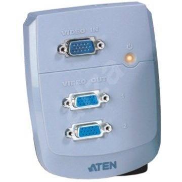 2 Port VGA Splitter ATEN VS-82 - Splitter