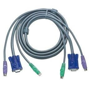 ATEN 2L-1001P/C 2m - Datenkabel