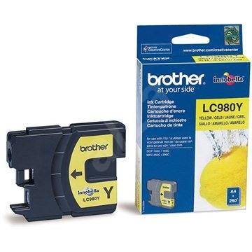 Brother LC-980Y - Tintenpatrone