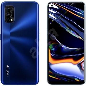 Realme 7 Pro Dual SIM 8 + 128 GB Blau - Handy