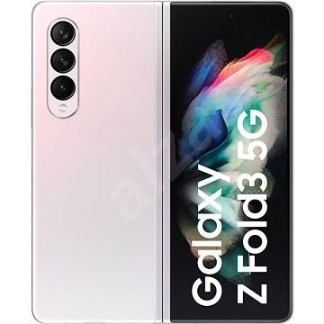 Samsung Galaxy Z Fold3 5G 512GB Silber - Handy