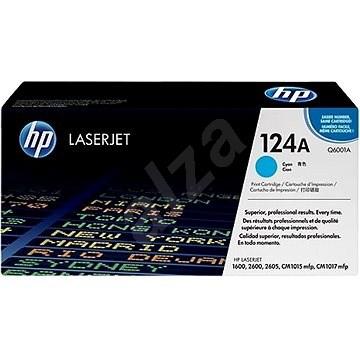 HP Q6001A No. 124A Cyan - Toner