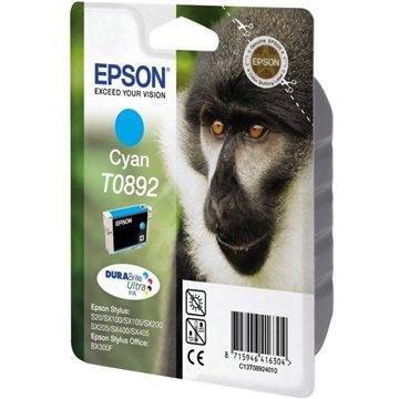 Epson T0892 Cyan - Tintenpatrone