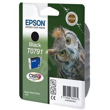 Epson T0791 Schwarz - Tintenpatrone