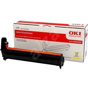 OKI 44064009 Gelb - Druckerwalze