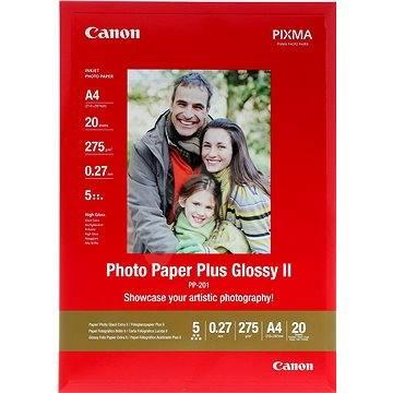 Canon PP-201 A4 glänzend - Fotopapier