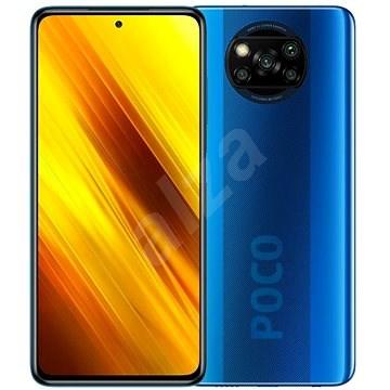 Xiaomi POCO X3 64 GB - blau - Handy